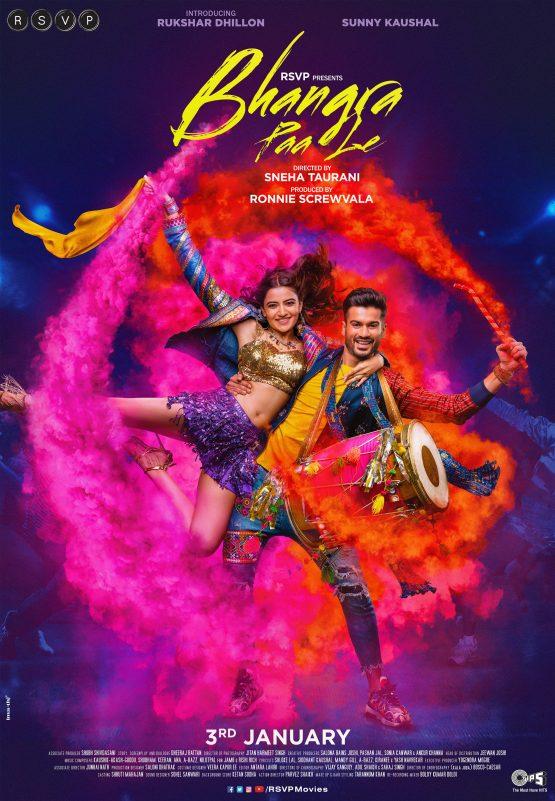 Bhangra Paa Le Dvd