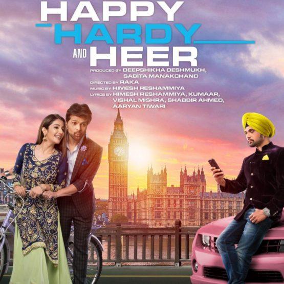 Happy Hardy and Heer Dvd