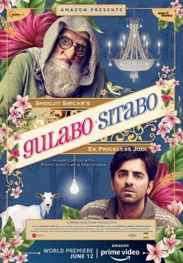 Gulabo Sitabo Dvd