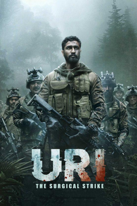 Uri: The Surgical Strike Dvd