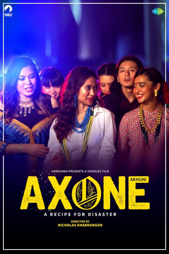 Axone Dvd