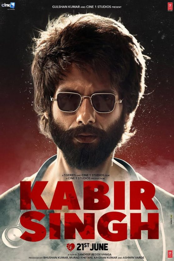 Kabir Singh Dvd