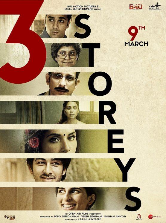 3 Storeys Dvd