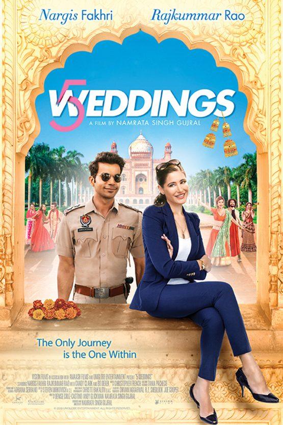 5 Weddings Dvd