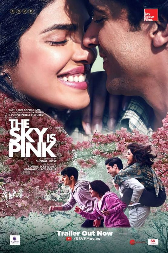 The Sky Is Pink Dvd