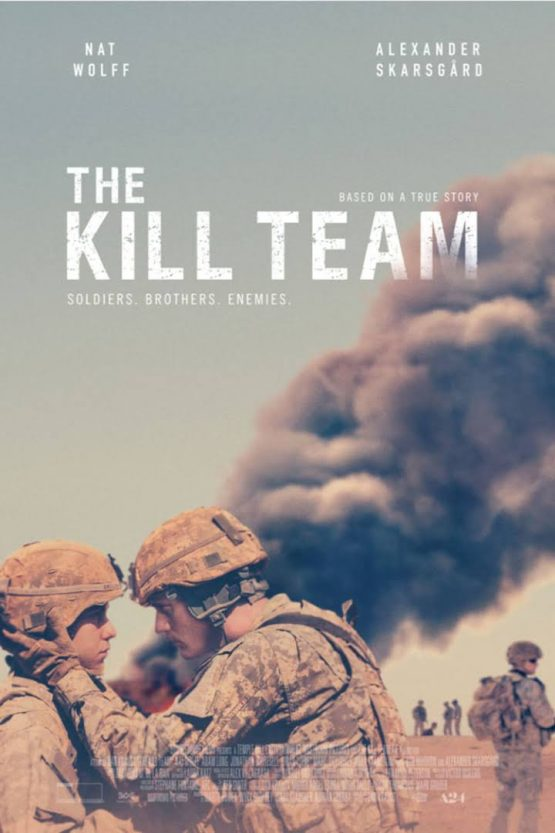 The Kill Team Dvd