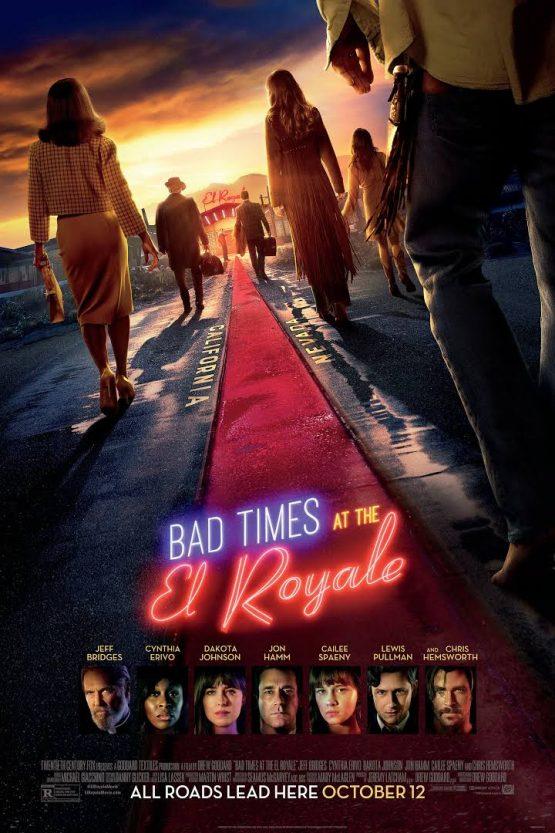 Bad Times at the El Royale Dvd
