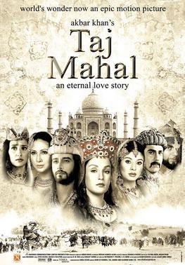 Taj Mahal: An Eternal Love Story Dvd