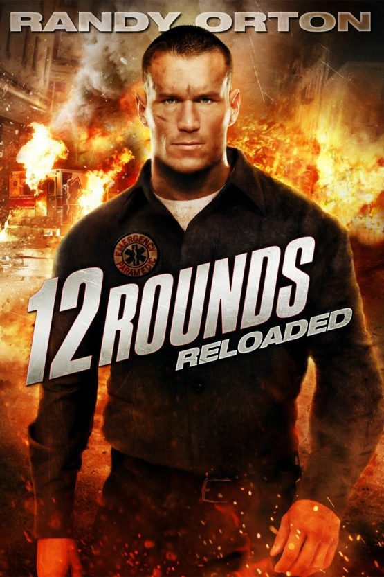 12 Rounds: Reloaded Dvd