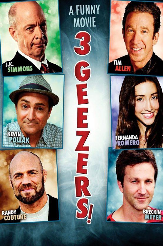 3 Geezers! Dvd