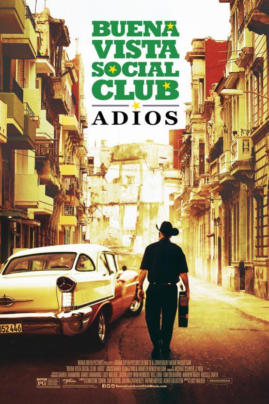 Buena Vista Social Club: Adios Dvd