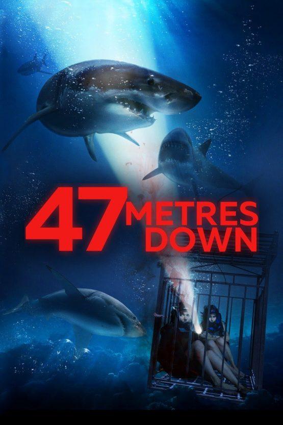 47 Meters Down Dvd