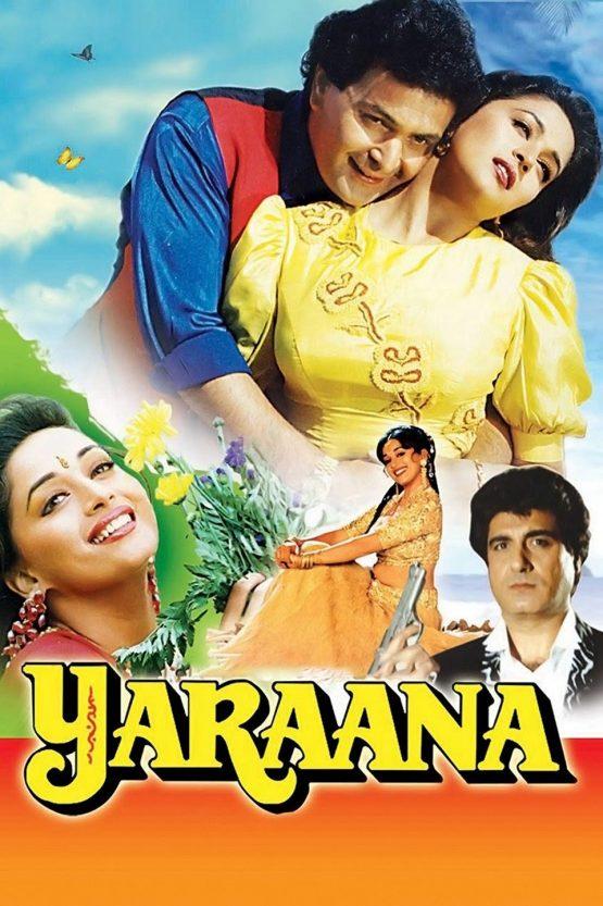 Yaraana Dvd